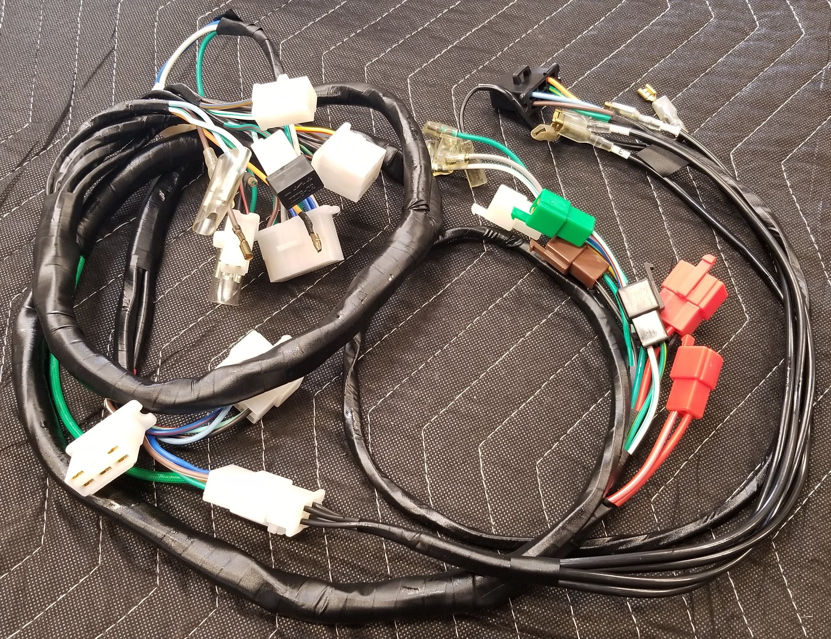 Outstanding Honda Cbx Main Wiring Harness Twin Shock Ikon Shocks Usa Wiring 101 Vieworaxxcnl