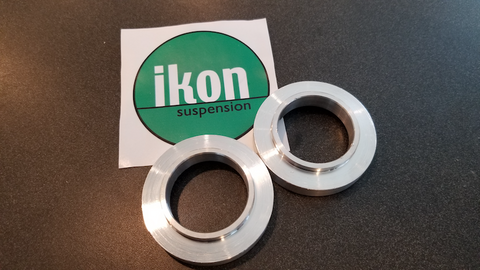 10mm Preload Spacers for 7610/7614 Shock Absorbers