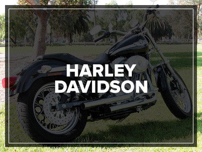 Ikon shocks for Harley-Davidson