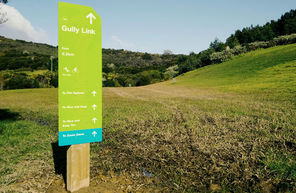 Trail Stories: Wayfinding in Waiheke