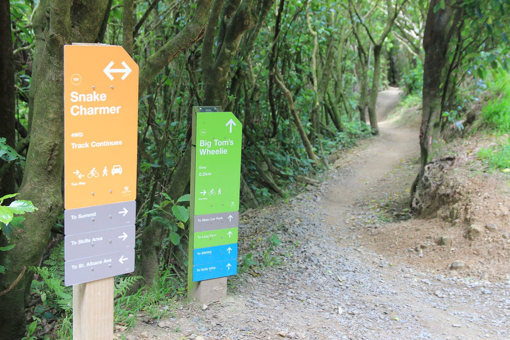 Trail Stories: Makara Peak Mountain Bike Park