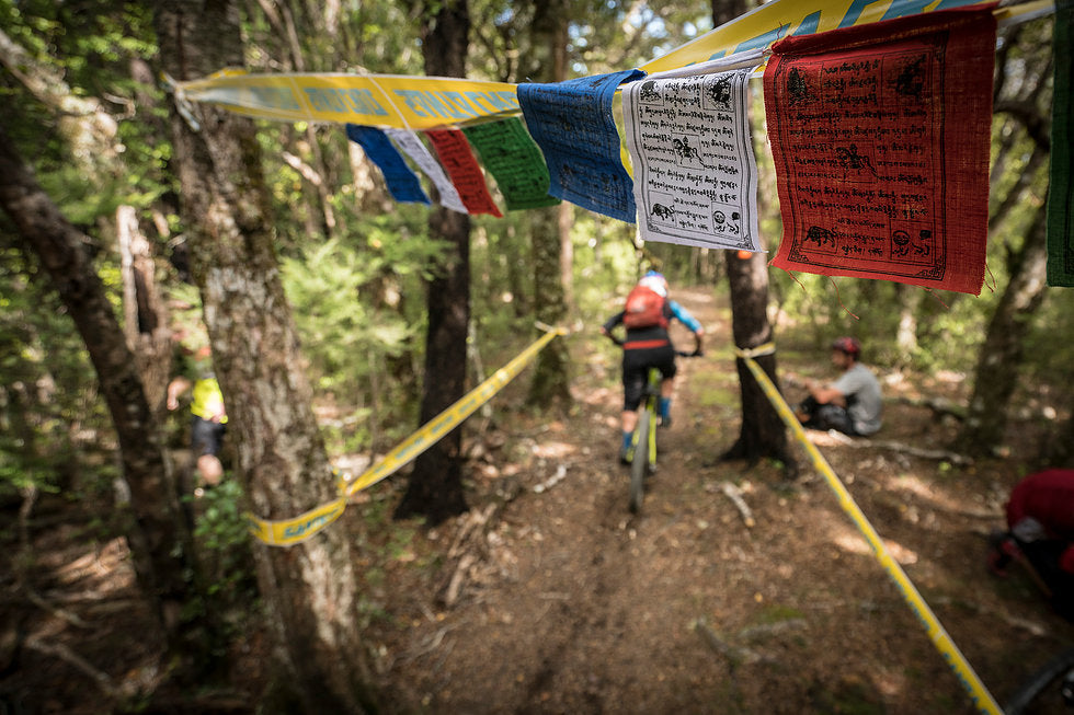 NZ Enduro Raffle Winners