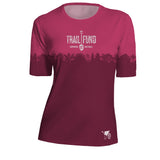 "Short Sleeve Women's Riding Top ""Treeline"""
