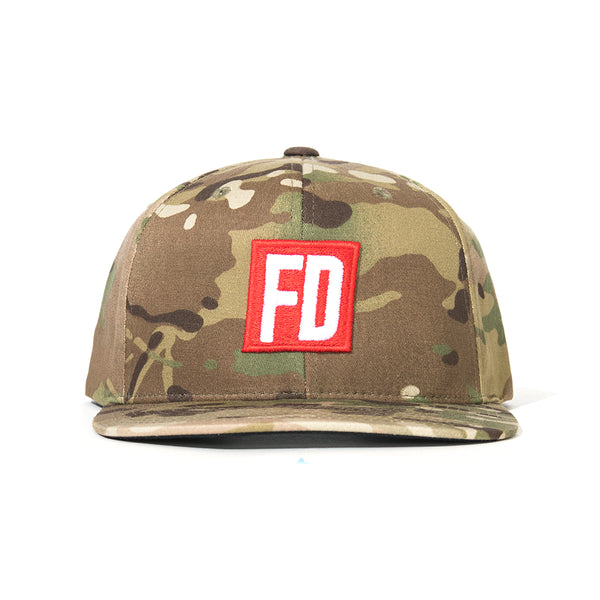 FD Multicam Light Green Hat