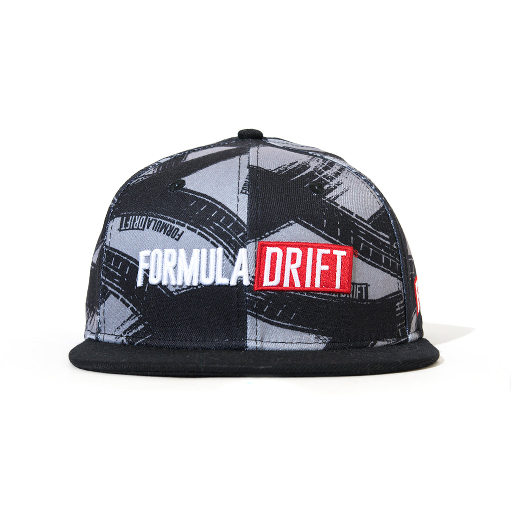 FD Streaks Fitted Hat