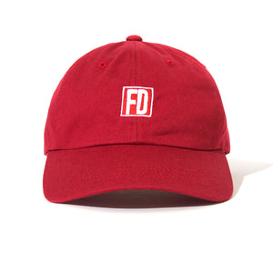 Formula Drift Red Dad Hat