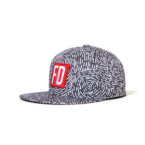 FD Fingerprint Hat
