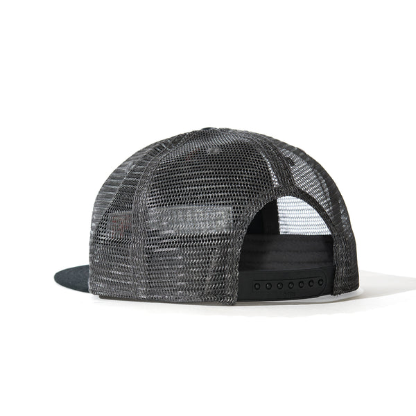 Formula Drift Grey/Blk Mesh Hat