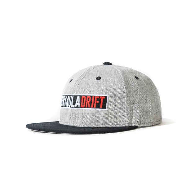 Formula Drift Grey/Blk Hat