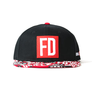 FD Multi Logo Bill Hat