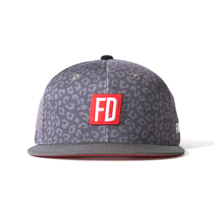 FD Cheetah Pattern Hat