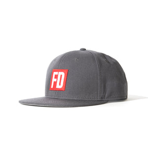 FD Charcoal Grey Hat