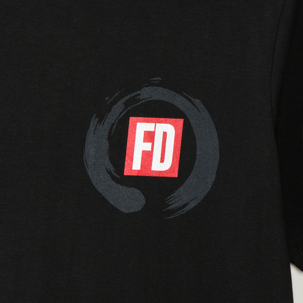FD Art Of Slide Shirt (Black)