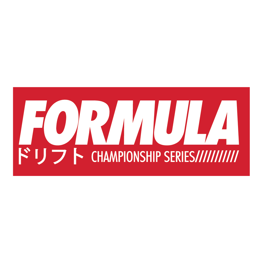Formula Drift Sticker - Championship Series