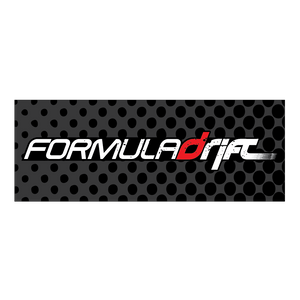 Formula Drift Sticker - Circles (Black)