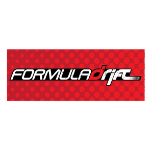 Formula Drift Sticker - Circles (Red)