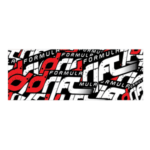 Formula Drift Sticker - Collage (Style A)