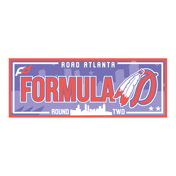 Formula Drift Sticker - 50% OFF 2018 City Tour (All City Bundle)
