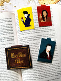 Once Upon A Time set of 4 magnetic bookmark
