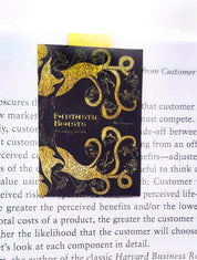 Fantastic Beasts textbook bookmark
