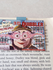 Harry Potter Spectre Specs Quibbler Magnetic Bookmark