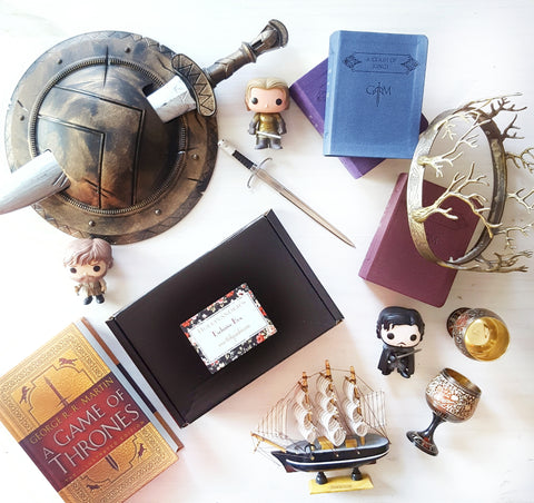 Hollyvander's Exclusive Game of Thrones Box