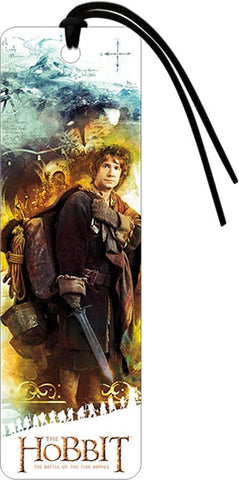 Hobbit bookmark