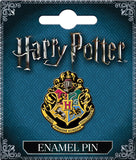 Hogwarts Crest Enamel Pin - Harry Potter