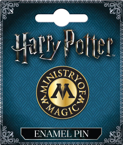 Ministry of Magic Enamel Pin - Harry Potter
