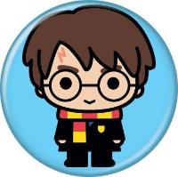 Harry Potter cute badge