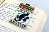 Harry Potter Quibbler magazine Fudge Magnetic Bookmark