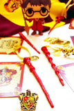 "Set of 4 Personalized ""Gryffindor"" Wands"