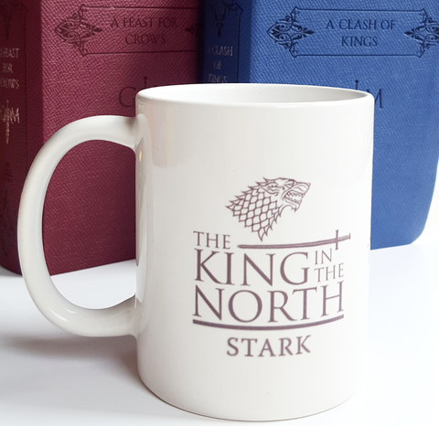 Game of Thrones - King In The North Coffee Mug