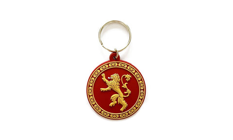 Lannister keychain - Game of Thrones