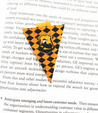 *NEW* Hufflepuff Magnetic Bookmark