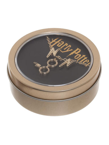 Harry Potter glasses and scar jewellery gift set