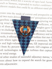 *NEW* Ravenclaw magnetic bookmark