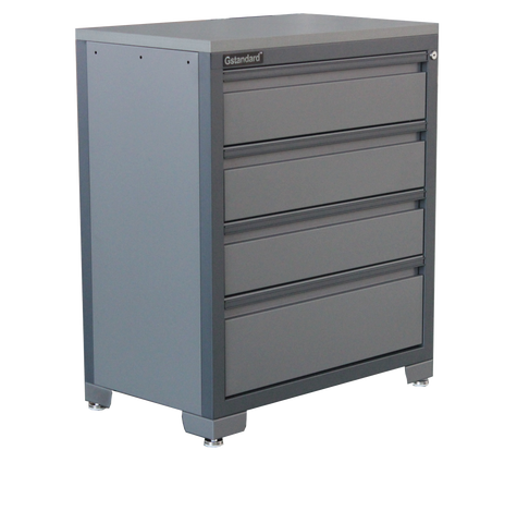 Sectional Series 4-drawer Cabinet (GPFC2404-G)