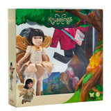 Kruselings Fairy Doll Deluxe Set - Luna