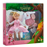 Kruselings Fairy Doll Deluxe Set - Vera