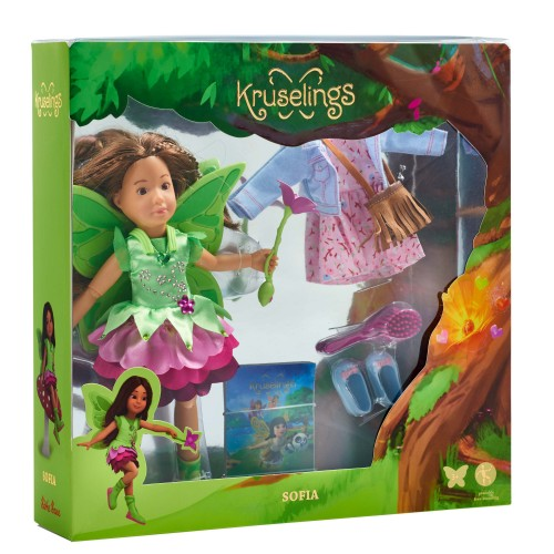 Kruselings Fairy Doll Deluxe Set - Sofia