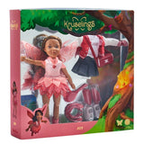 Kruselings Fairy Doll Deluxe Set - Joy