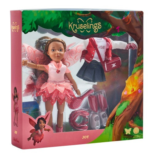 Kruselings Fairy Doll Deluxe Set - Joy **Pre-Orders Open**