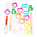 22 Pce Kids Baking Set