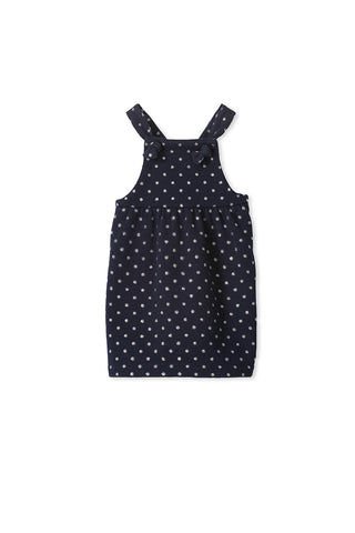 Navy Pinny