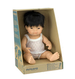 Miniland Anatomically Correct 38cmDoll- Asian Boy