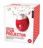 Christmas Star Projector & Sound Machine