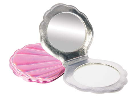 Clamshell Compact Mirror