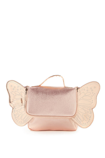 Butterfly Backpack - Rose Gold