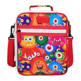 Monsters Personalised Lunch Tote
